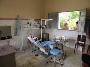 de tandartskamer