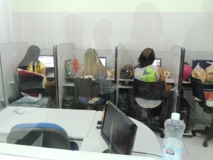 Callcenter (Medium)
