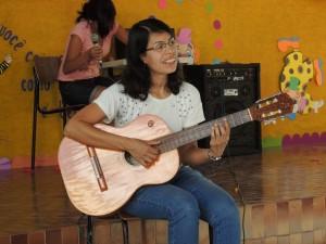 Muzieklerares Livia